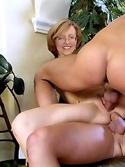 It will be her first experience of anal fuck. Today, she will try to have sex with three men. She enjoys being fucked in all her holes. The exclusive photos from this party are presented here.