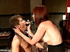 Maitresse Madeline is the queen of prostate milking. Steve Sterling doesnt stand a chance once...