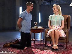 18 year old Sam Truitt gets the punishment that such a young man deserves in this hot domestic...