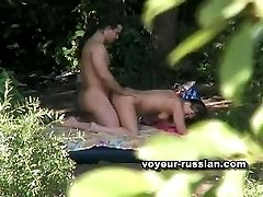 Classy voyeur video featuring a couple of ripe nudists addicted to satisfying their sex hunger...