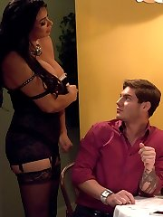 You cant handle the Queen says Vaniity as she looks right into the lens and right out at you....