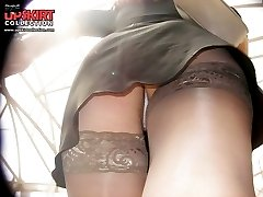Hot upskirt girls want your attention