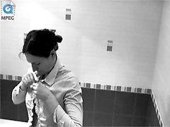 Spycam Of Teen Anita As She Gets Out Og Shower