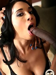 Mia Hurley Cali Sweets Interracial Movies at Blacks On Blondes!