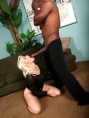 Annika Albrite Interracial Black Cock Movies at Blacks On Blondes!