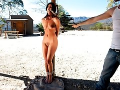 India Summer lives out her fantasy in this hot BDSM movie with James Deen.