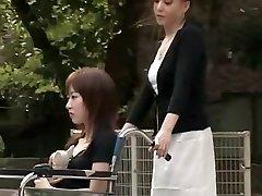 Exotic Japanese nymph in Hottest BDSM, Fetish JAV pinch