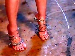 Sumptuous feet torture