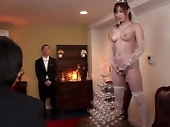 RCTD-233 Harassment And Shame Prom Dress Slave Bride
