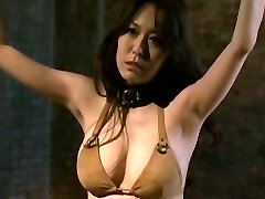 Super-sexy Japanese model Akari Minamino in Incredible BDSM, Big Mounds JAV scene