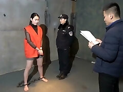 chinese gal in prison