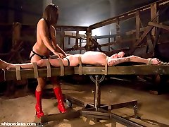 Kayden was excited about being dominated by Isis Love in sexy latex. Kayden specially requested...