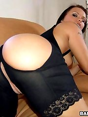 Katja has a huge ass