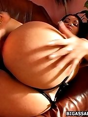 She likes big and thick cock