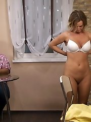 Spanking Family - TGP Site- First-ever slapping family soap opera on the web. Daily updated, 2 full films every week. Hard canings, rock-hard spankings, hard discipline, exclusive sexy youthfull models. Free pictures and videos.
