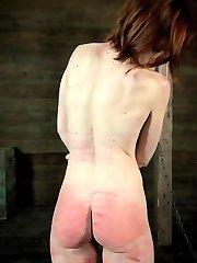 Hazel fantasies for severe bondage and corporal.