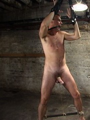 What would you do if left alone to clean Mistress Shy Loves dungeon? Wild bill decided he could...