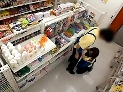 Amateur Asian doll starts to fool around with Japanese Flashers
