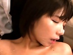 Koharu Aoi Asian has shaved crack fucked and TokyoBang.com