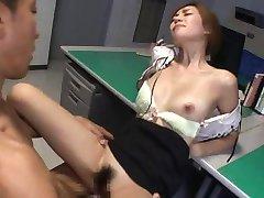 Kaori Maeda Asian is strongly fucked from JpTeacher.com