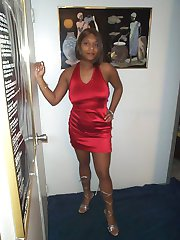 Mia is a very sexy black woman who likes to bear it all. Cum see just exactly what all that...