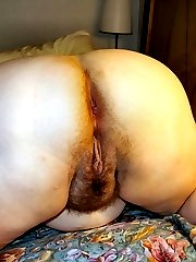Amateur Fat Ass
