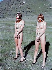 vintage bondage photos from the 1950s