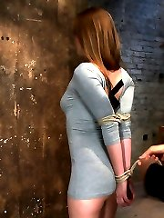 Welcome Faye Reagen to Hogtied, the only BDSM site on the internet bringing you so many new...