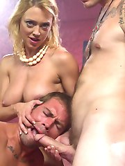 Darling loves her husband, but he is not satisfying her sexual needs. She takes him to see a...