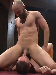 Two rookies enter the Top Cock ring for this weeks bout. Despite being new theyre both eager for...