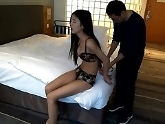 Asian Slave Blindfolded and Stored in Wardrobe