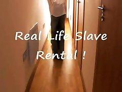 Real Life Slave Rental !