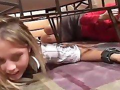 Phone Bill Tickle Torture - FF/F, MF/FF, Classic Video!