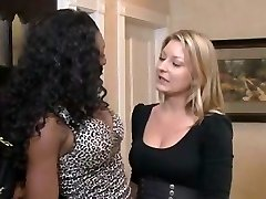 Incredible Lesbian porn sequence