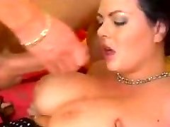 Great Cumshots on Big Globes 38