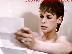 Jamie Lee Curtis Pulverizing In Enjoy Letters Movie