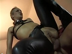 Linda Dolce as a submissive hoe visiting evil archbishop