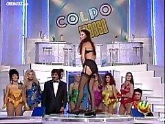 Colpo Grosso Contender Striptease - Debora Vernetti and co