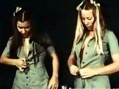 Antique Erotica 1970  John Holmes  Girl Scouts