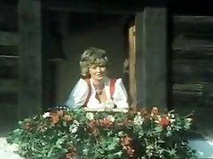 Hot German lesbians gobble and finger their vulvas