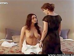 Duas Mulheres intercourse scen