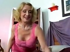Incredible Platinum-blonde, Fetish xxx clip