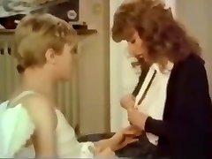 Classic step mother and horny son vintage lust