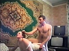 Retro Amateur Russian Porno