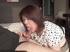 Japanese Chubby Granny