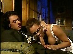 German classic porn displaying scenes of hot sex