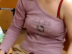 Hot young students fucked by the teacher