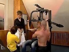 Grandma workout
