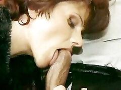 Horny Mom Loves To Taste A Cock