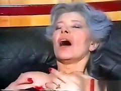 Lesbian Granny Enjoys Sweet Black Pussy